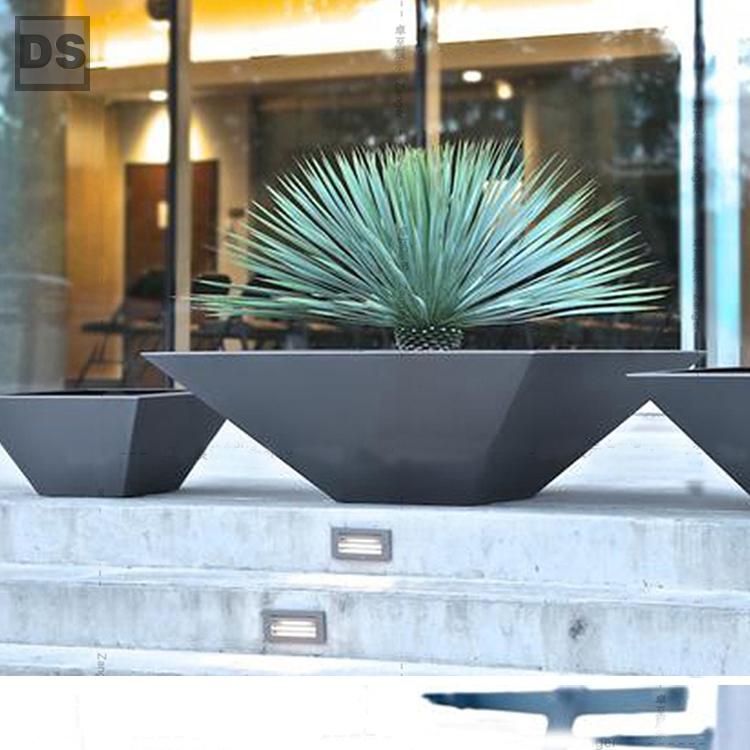 flower pot flower box