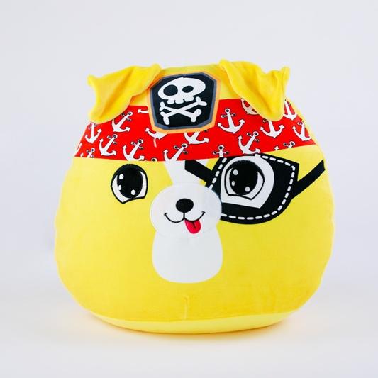 Mushmillows  -Pirate Dog