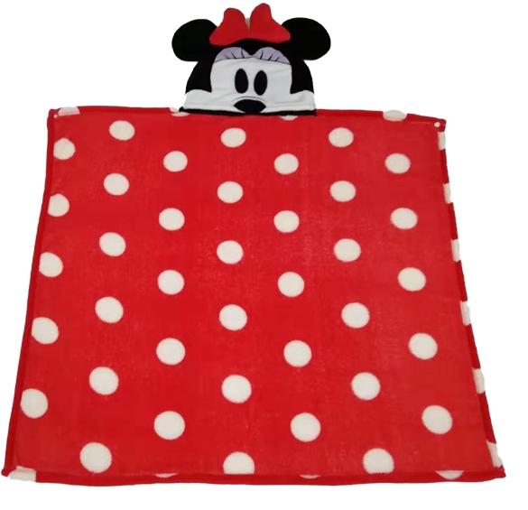 Disney Kids Hooded Bath Towel