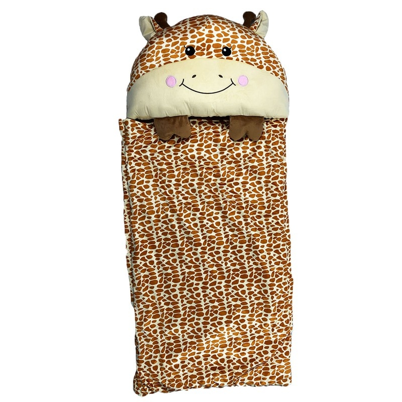 Giraffe happy sleeping bag