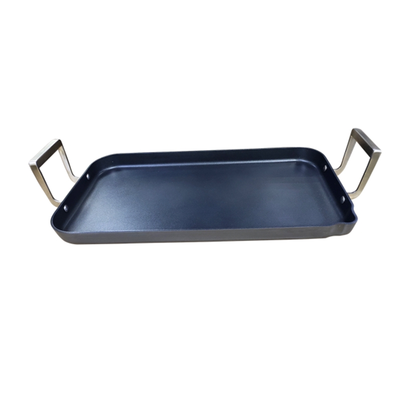 """Nonstick Hard-Anodized 18""""x11"""""""
