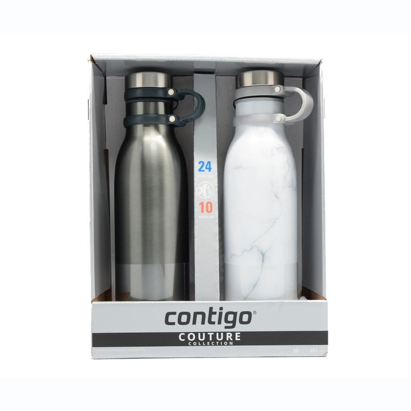 20OZ (590ml)   Travel mug (2 PC SET)**customerpatent