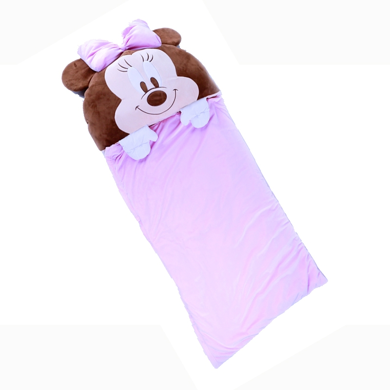 Minnie Weighted sleeping bag